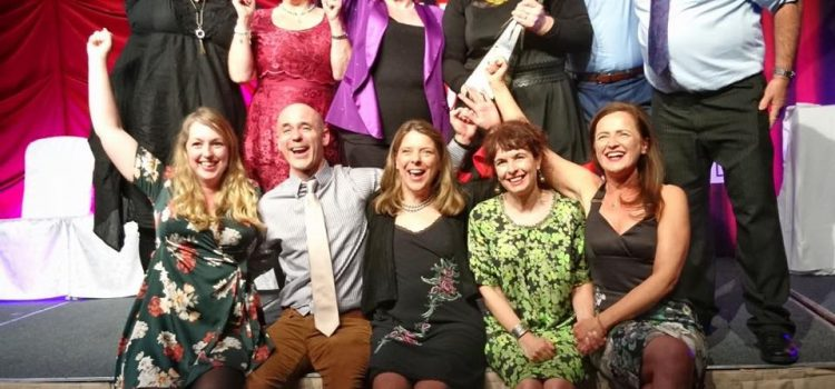Dalkey Players Sweep the Board at the RTE All Ireland Drama Festival