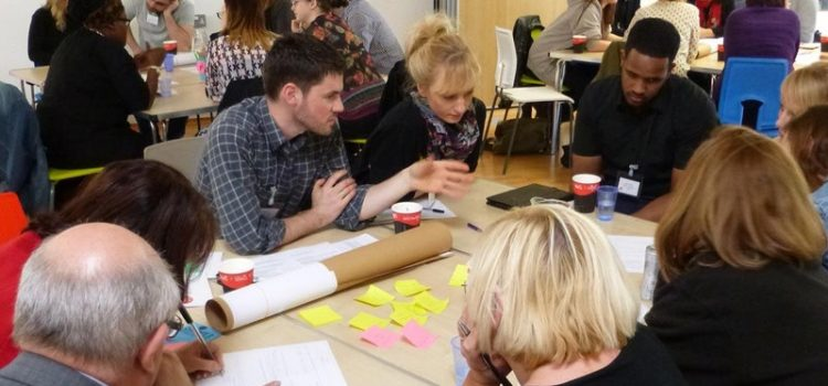 Collaboration for CHANGE! : citizen participation in the design and delivery of public services & spaces.