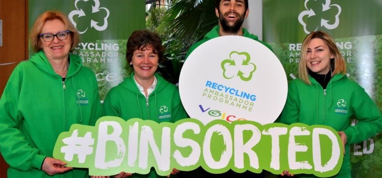 VOICE Ireland Recycling Workshops 2018