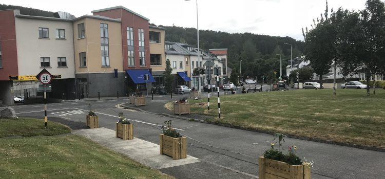 St Patrick's Park gets a face-lift and alleviates illegal parking