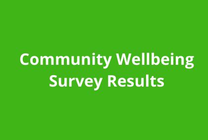 Community Wellbeing Survey