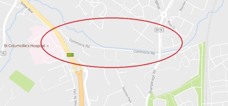Commons Road Road Safety Improvement Scheme