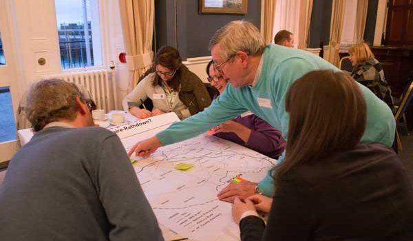 Mapping Community events in Dún Laoghaire-Rathdown