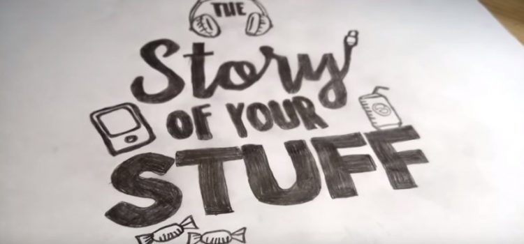 The Story of Your Stuff – competition for young people
