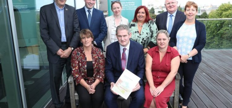 Minister Kyne launches 2017 Public Participation Networks Annual Report