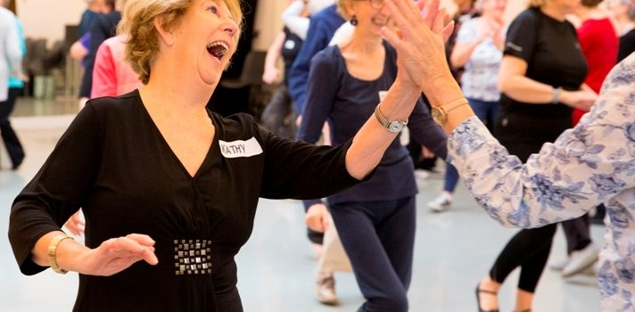 Dance Theatre of Ireland Classes – Well Dance for Seniors, those with Parkinsons & Dementia